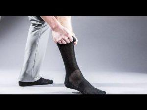 Глажка носков убивает грибок