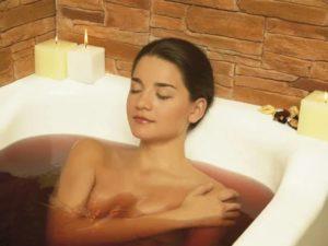 Травяная ванна для лечения грибка в паху