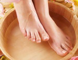 Подготовительный этап - ванночка