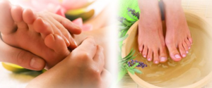 Соль с травами - лучшее средство от грибка
