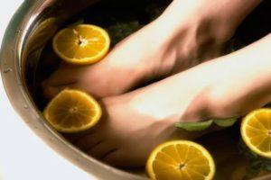 Сок лимона убивает грибок