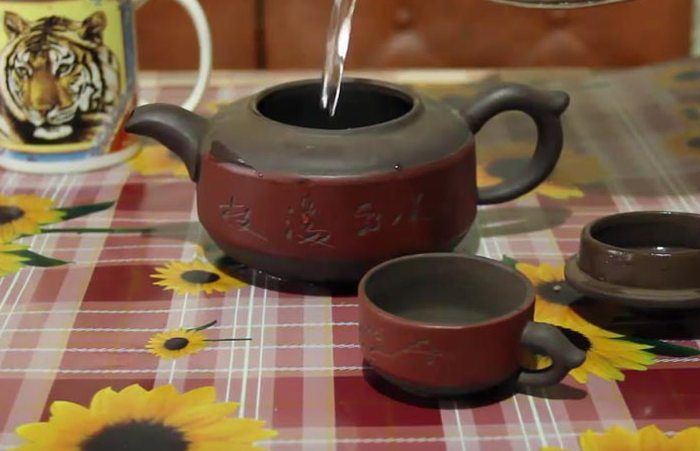 Монастырский чай против грибка ногтей