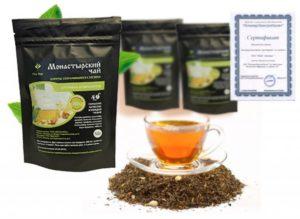 Настоящий монастырский чай